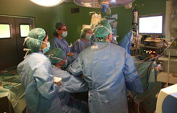 El Hospital Mancha Centro ofrece a 15 pacientes con cáncer de recto las ventajas de la cirugía transanal. Foto: JCCM.