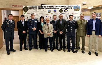 VI Jornada Aeronáutica Ciudad de Albacete