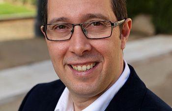 Felipe Oliva, candidato al Senado de Cs Guadalajara.