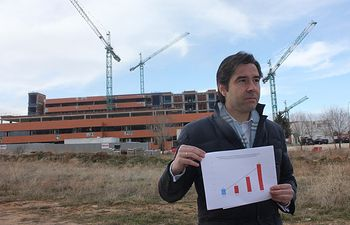 Robisco muestra el aumento de las listas de espera en Guadalajara.