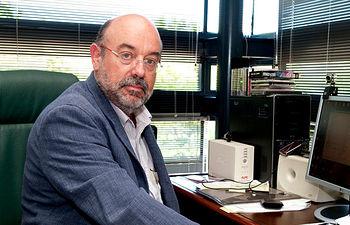 Francisco Montero Riquelme, director de la Escuela Técnica Superior de Ingenieros Agrónomos (ETSIA) de Albacete.