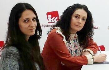 Inés Gómez y Olvido Contento.