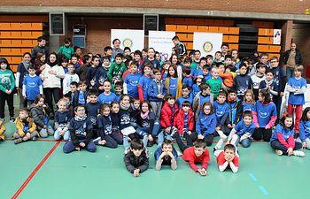 III Campeonato provincial de Ajedrez por equipos de colegios celebrado en Albacete