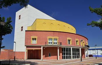 Teatro Auditorio de Argamasilla de Alba.