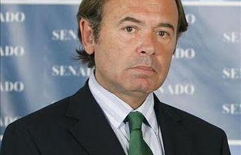 Pío García Escudero, candidato a la presidencia del Senado.