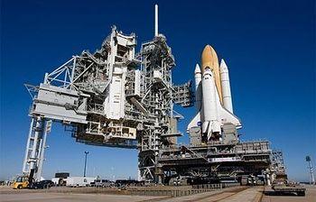 lanzamiento espacial. Foto: EFE.