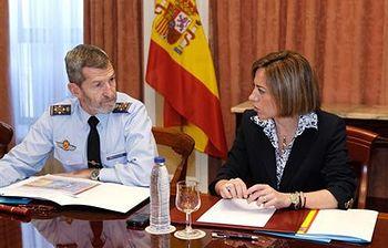 Defensa. Foto: Ministerio de Defensa