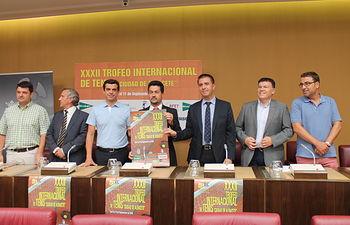 El Club de Tenis Albacete acogerán este evento deportivo, del 9 al 11 de septiembre con la presencia de tenistas destacados en el ranking de la ATP