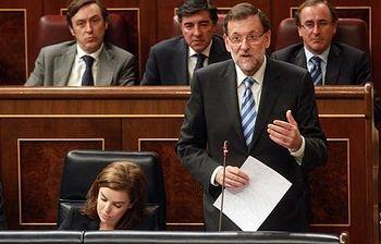 Mariano Rajoy. Foto: Pool Moncloa / Acceso libre.