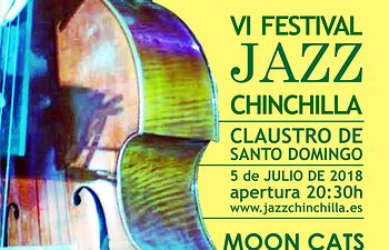 Cartel VI Festival Jazz Chinchilla