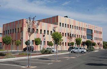 Facultad de Medicina de Ciudad Real.