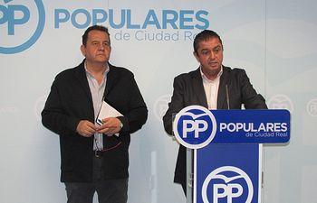 Martín de la Leona y Martín-Toledano.
