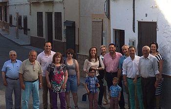 Reunión en Carcelén.