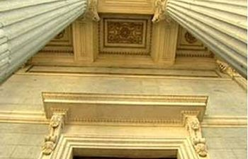 Edificio del Congreso de los Diputados.