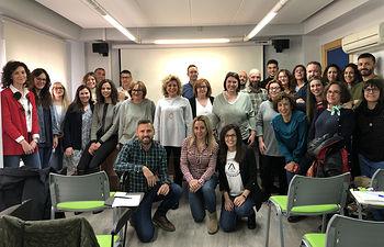 Reunión Plan de Infancia y Familia Albacete.