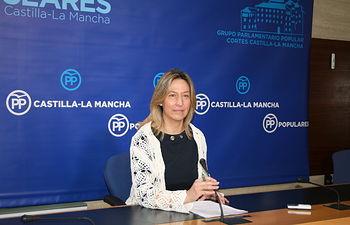 Ana Guarinos. Foto: PP CLM.