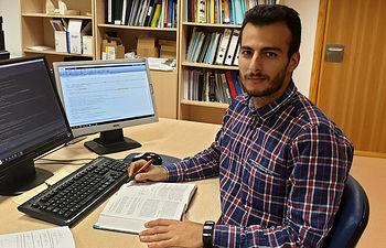 Rafael González. © Gabinete de Comunicación UCLM