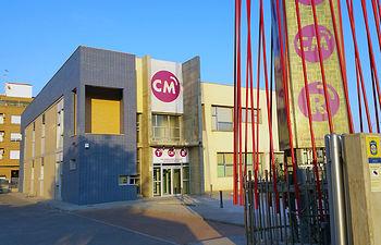 Instalaciones de Radio Televisión Castilla-La Mancha (RTVCLM) en Albacete.
