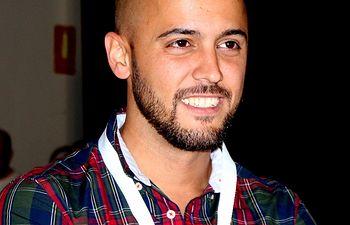 Mane Corral, coordinador de NNGG  en Castilla-La Mancha.