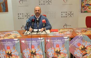 Presentada la programación del Carnavalcazar 2019.