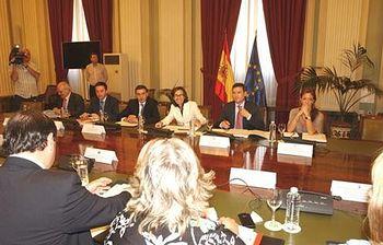 Rosa Aguilar. Foto: Ministerio de Medio Ambiente,y Medio Rural y Marino.