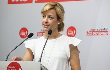 Ana Isabel Abengózar.