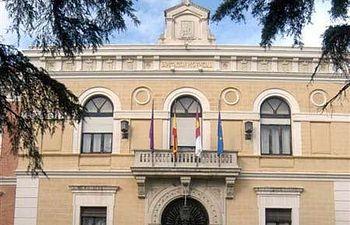 Diputación de Guadalajara. Imagen de archivo.