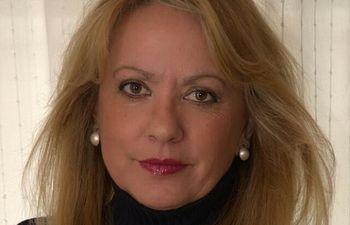 Aure Hormaechea, portavoz Grupo Popular Azuqueca.JPG