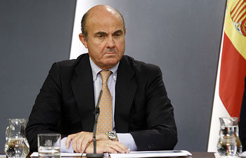 Luis de Guindos - 26-09-14.