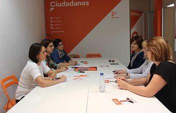 Reunión Cs- Fampa.