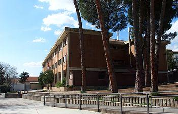 Colegio Fuente del Oro.