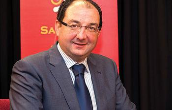 Camilo Abiétar, presidente de la Organización de Profesionales Autónomos (OPA).