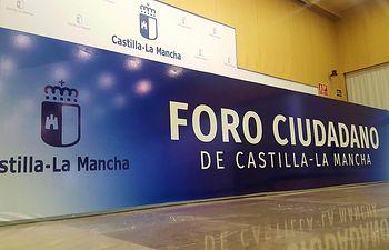 El Foro Ciudadano analizará el grado de cumplimiento del programa de Gobierno del presidente García-Page. Foto: JCCM.