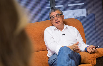 Pedro Gómez Mora, representante de Profesores Tutores del Centro Asociado de la UNED de Albacete