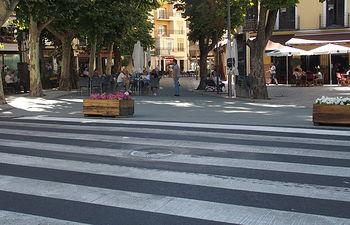 Plaza de la Hispanidad, Cuenca.