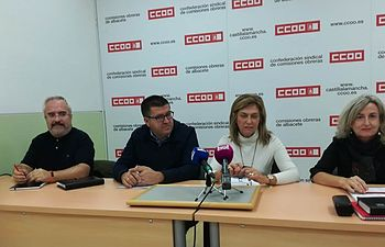 CCOO, UGT y la patronal firmarán el 29 de octubre el convenio de Transporte de Mercancías por Carretera de Albacete para 3.000