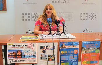 Bárbara Sánchez-Mateos.