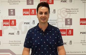 Pedro Arrabales.