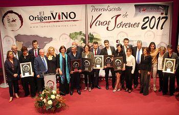Premios Jóvenes Solidarios 2017.
