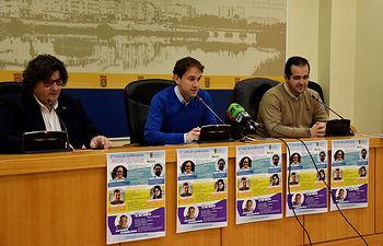 Presentación de la segunda edición del Ciclo de Conferencias Educativas 'Escuela de Padres'.