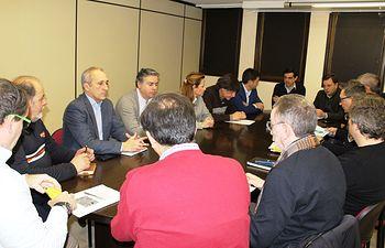 Reunión Comité de Emergencia del PLATEMUN.