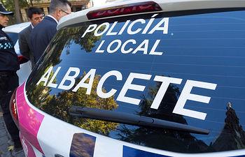 Policía Local de Albacete. Imagen de archivo.