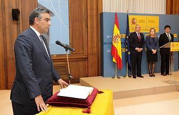 Jesús Silva Fernández, INECO. Foto: Ministerio.