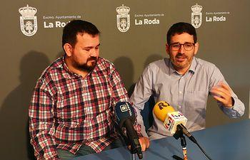 Presentación de la iniciativa solidaria 'El Bosque de los Sentidos'.