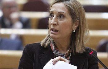 Ana Pastor. Foto: EFE.