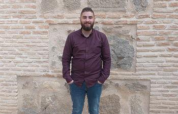 Daniel Velasco, candidato de Unidas Podemos-IU al Congreso de los Diputados por Toledo.
