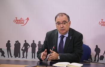 Fernando Mora. Foto: PSOE CLM