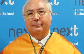 Manuel Castells, Presidente del Consejo Académico de Next International Business School ha sido galardonado con el Premio Internacional Eulalio Ferrer