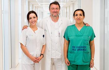 Máster en Enfermería Urológica en el Hospital Nacional de Parapléjicos. (Foto: Carlos Monroy)