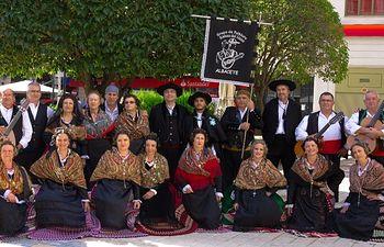 """Grupo Folclórico """"Raíces del Llano"""""""